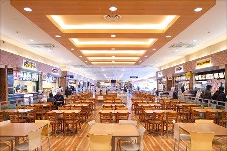 イオンモール浦和美園(グルメ&フード専門店)