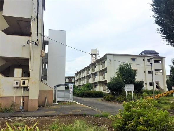 都営のアパート