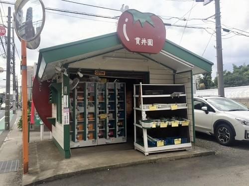 東本町の野菜販売所⓶