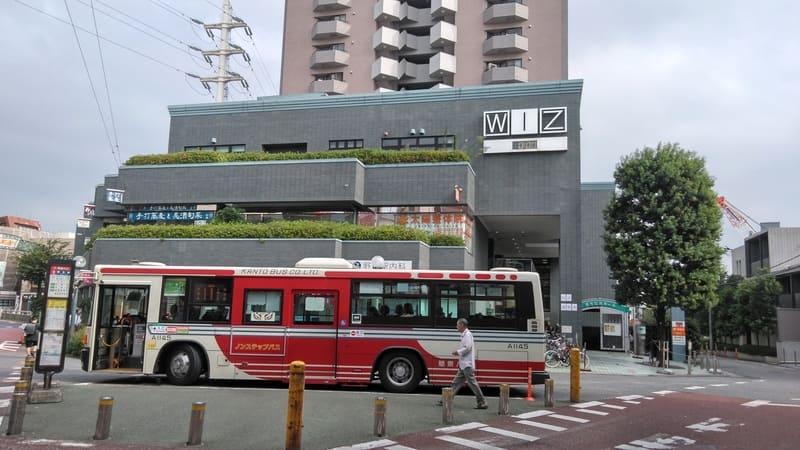 中野区野方区民ホール前 バス停