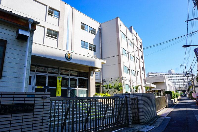 区立小松川第三中学校