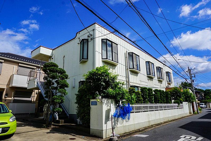葛飾八幡宮周辺の住宅2