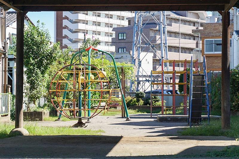 亀四第一児童遊園