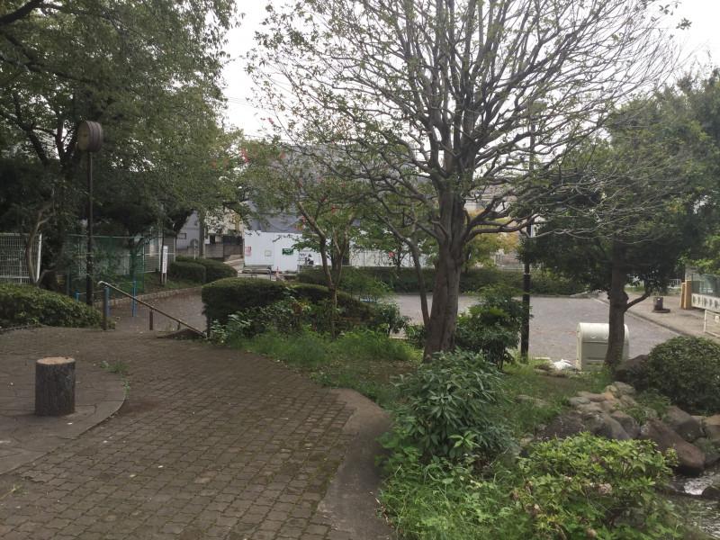 豊島区立千早公園