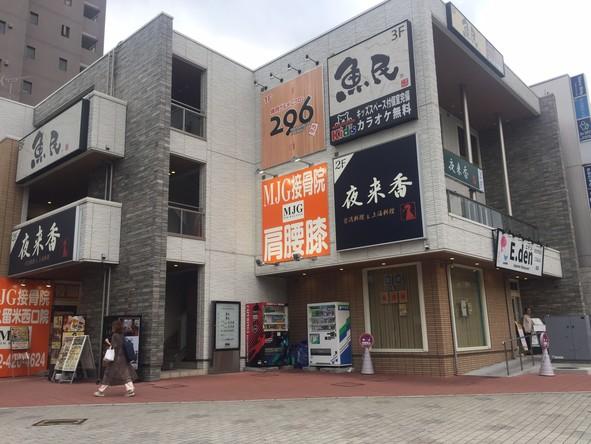 東久留米駅西口商業施設⓵