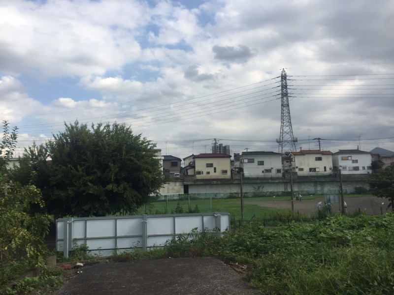 不動橋グラウンド⓵