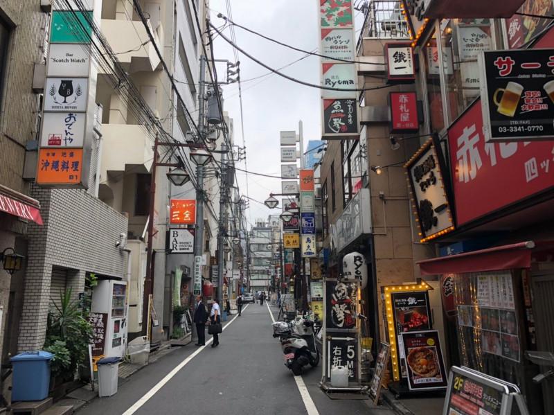 東京都新宿区四谷1丁目の飲食店