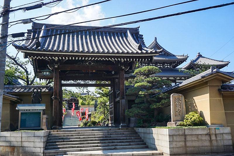 燈明寺(平井聖天)