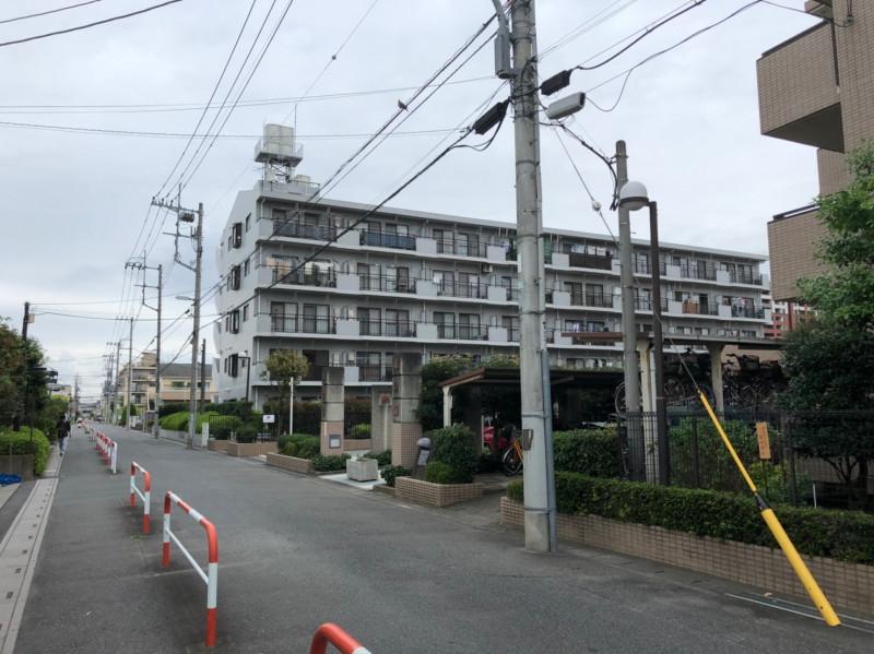 戸田駅近くのマンション