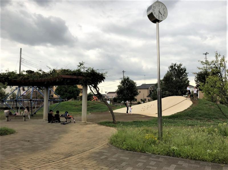 わらびりんご公園
