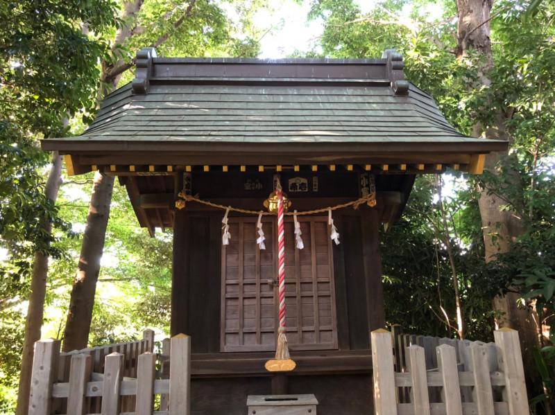 御嶽神社の社