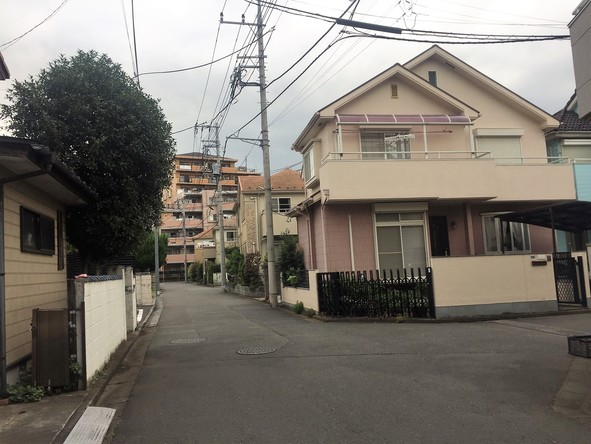 本町付近の戸建て住宅⓷