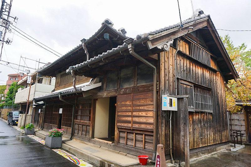 旧宇田川家住宅(明治時代)