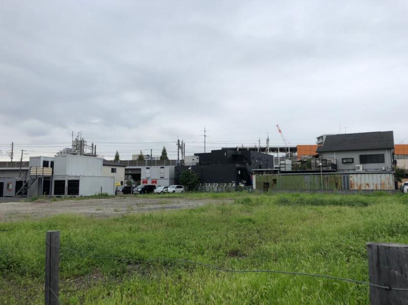 戸田駅周辺の空き地