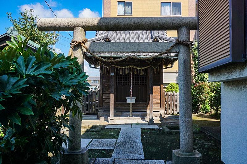 新小岩八坂神社2