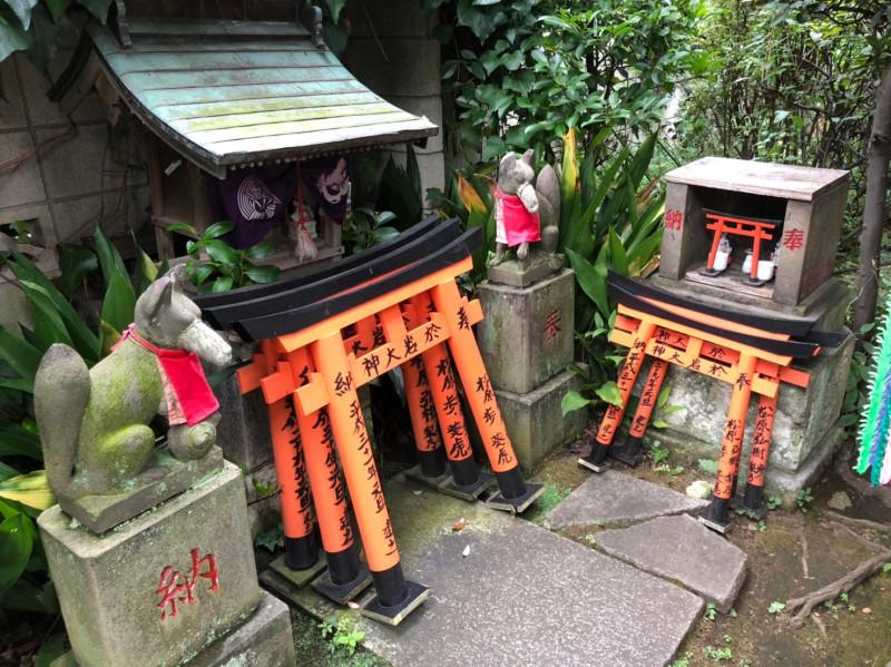 四谷田宮神社