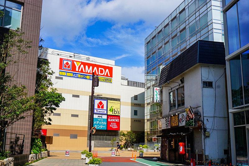 ヤマダ電機テックランドNew市川本八幡店