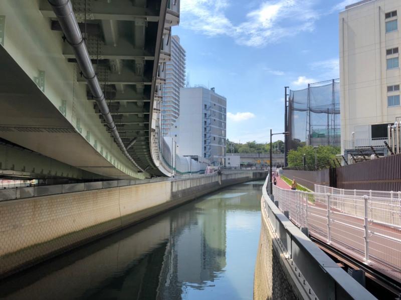 石神井川・首都高速