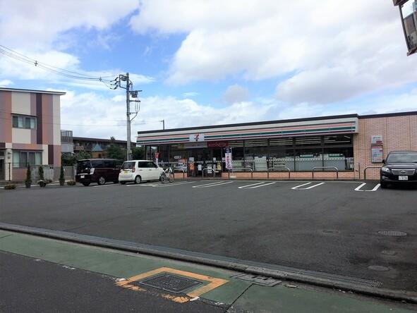 セブン-イレブン 小金井緑町1丁目店