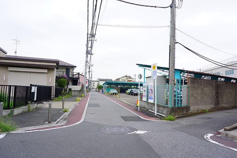 坂本自動車 足立営業所