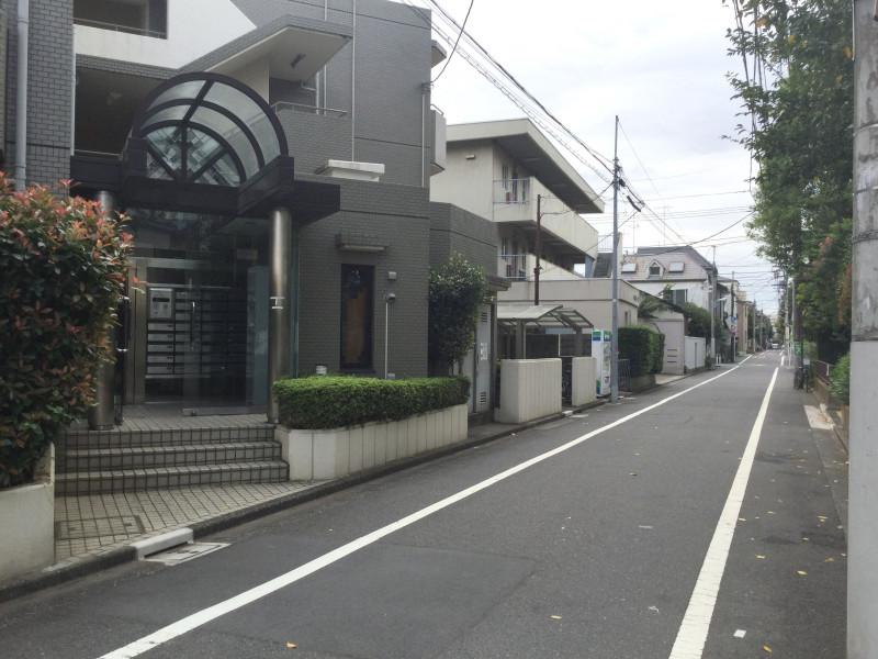 千川駅周辺の住宅街4