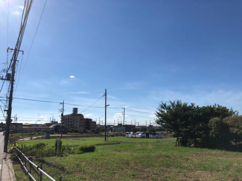 埼玉県さいたま市中央区鈴谷の空き地
