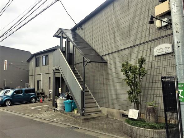 寿福寺第一幼稚園近くのアパート