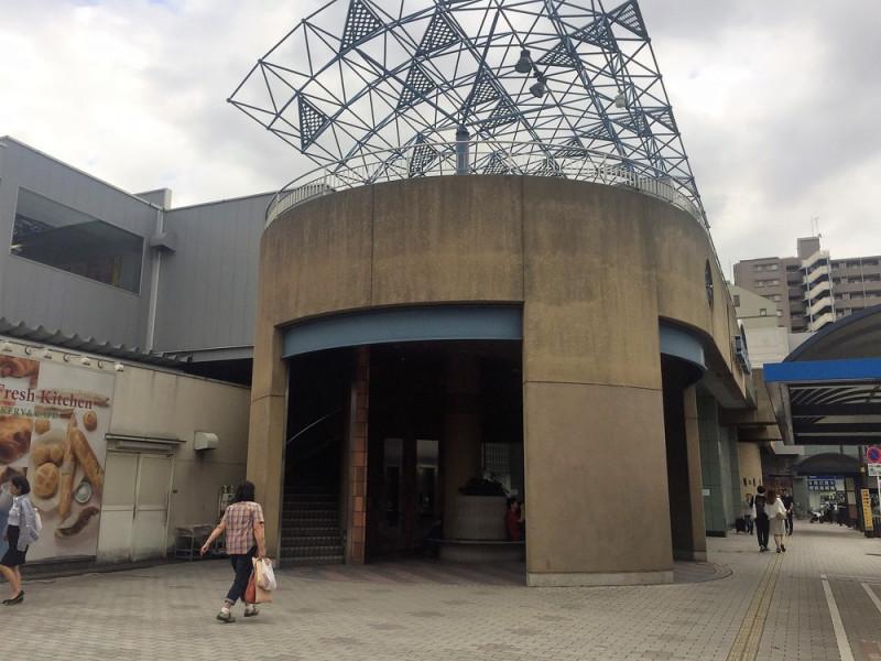 東久留米駅西口外観写真