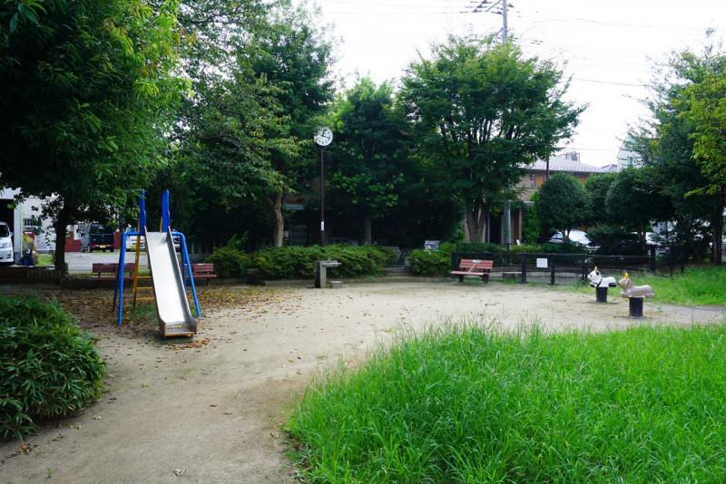 西綾瀬三丁目児童遊園