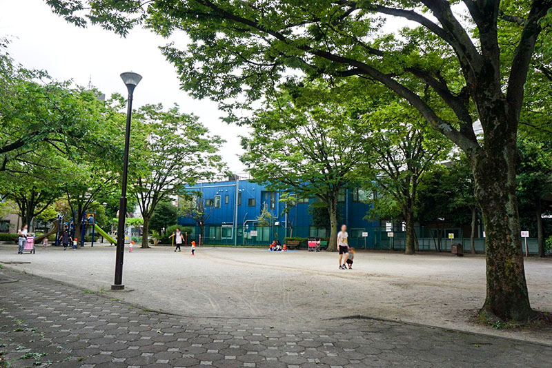 梅島西公園