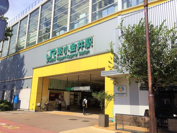 東小金井南口外観