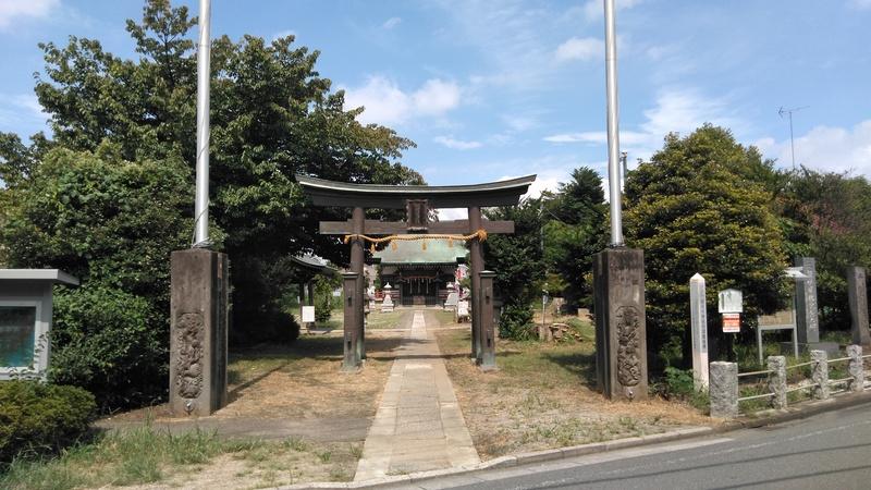 舘氷川神社