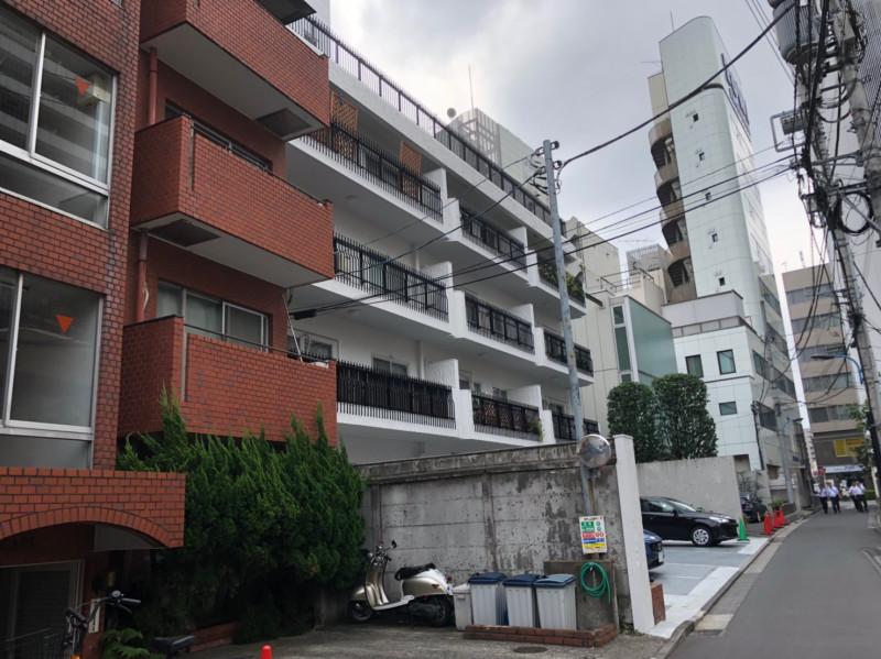 新宿区左門町のマンション