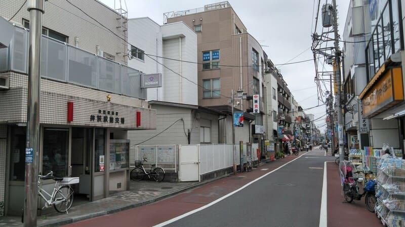 井荻駅前交番