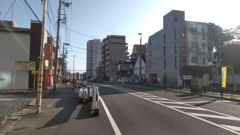 旧岩槻街道
