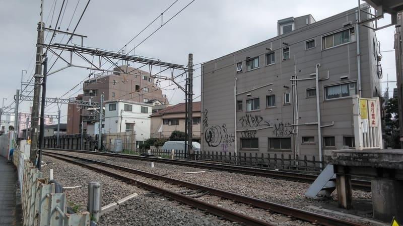 西武新宿線 線路