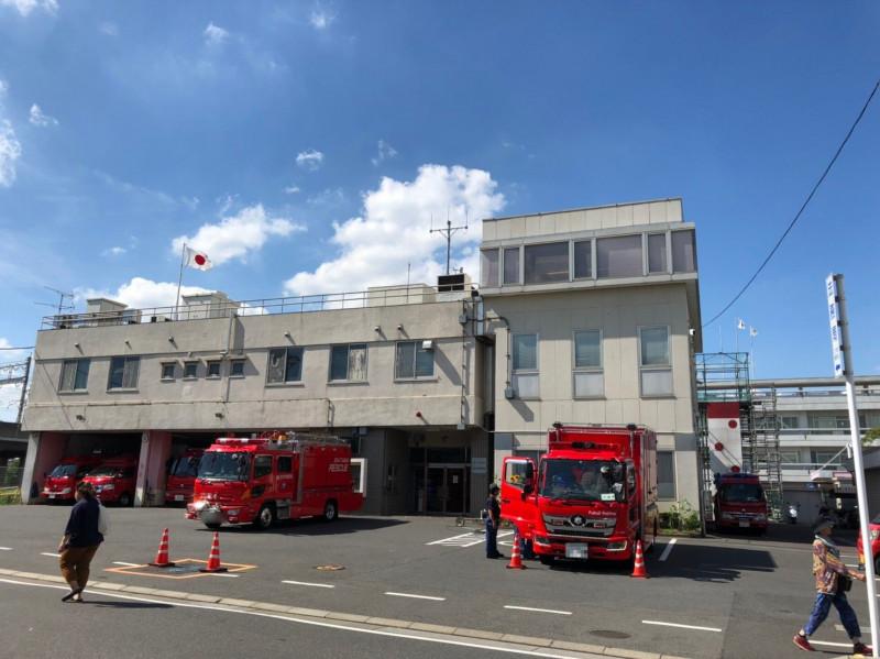 さいたま市消防局 中央消防署