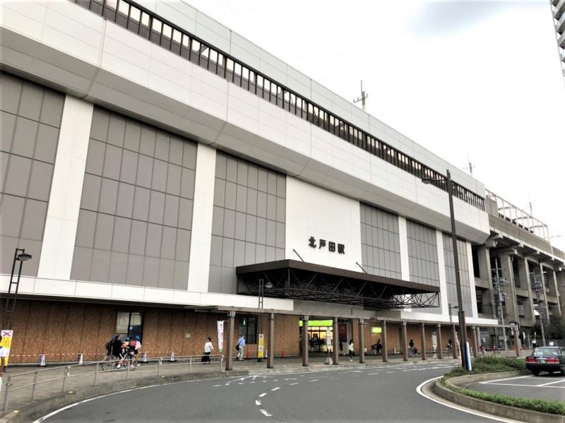 北戸田駅東口