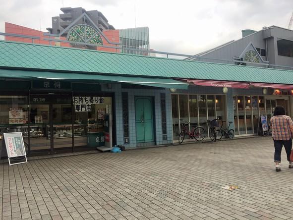 東久留米駅のお持ち帰り寿司