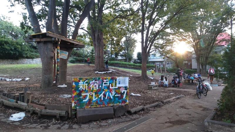 戸山公園プレイパーク