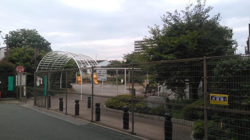 志茂四丁目児童公園