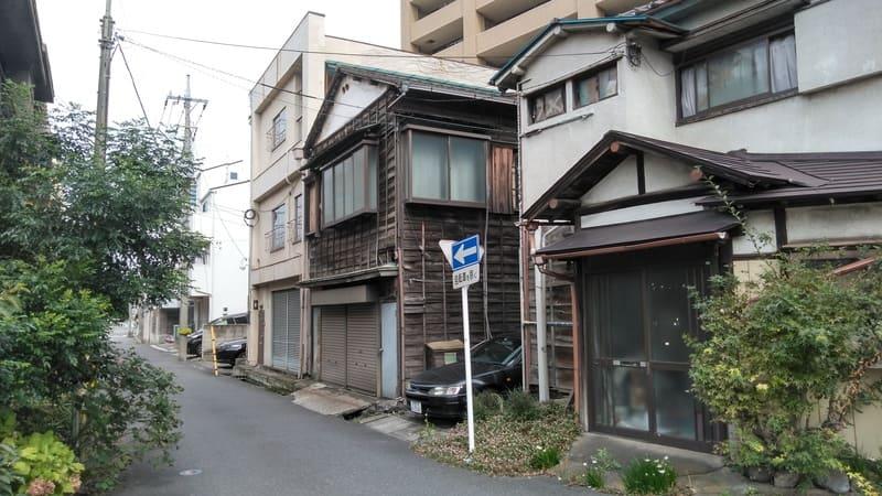 川口元郷駅西側 住宅街
