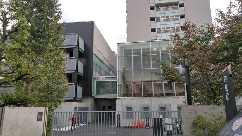 早稲田大学 戸山キャンパス 学生会館