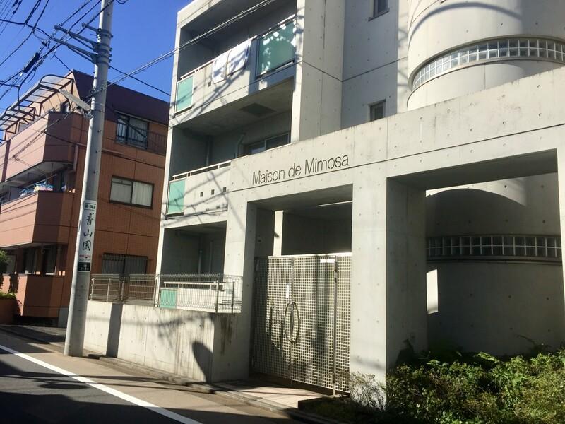 武蔵野市境2丁目付近の住宅4