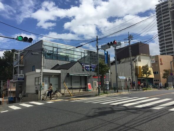 西国分寺駅北入り口交差点