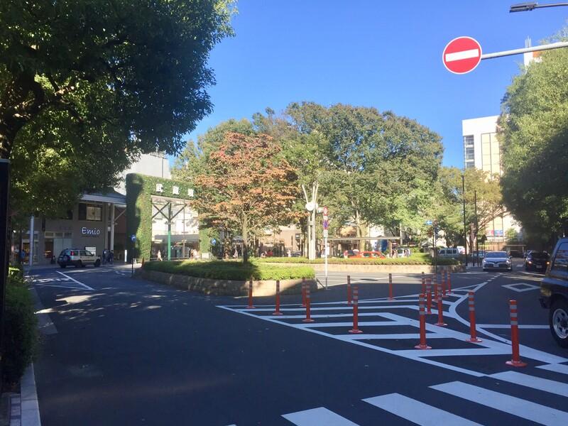 武蔵境駅南口ロータリー2