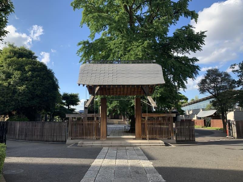 妙延寺 正門