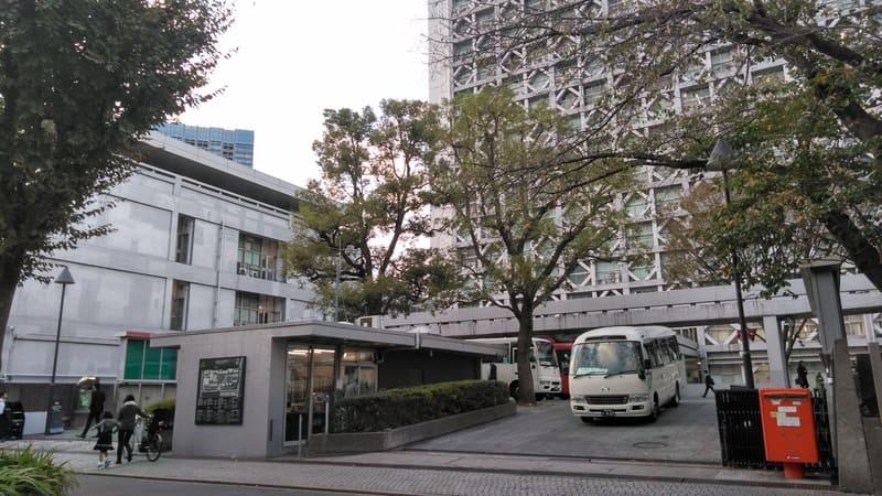 早稲田大学 西早稲田キャンパス 入口