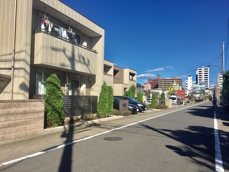武蔵野市境2丁目付近の住宅6