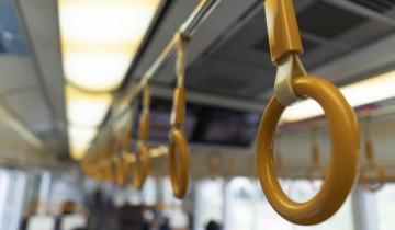 電車のつり革